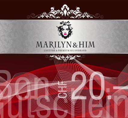 Gutschein 20 - Marilynandhim.com